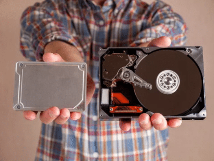 need a fast hard drive for games