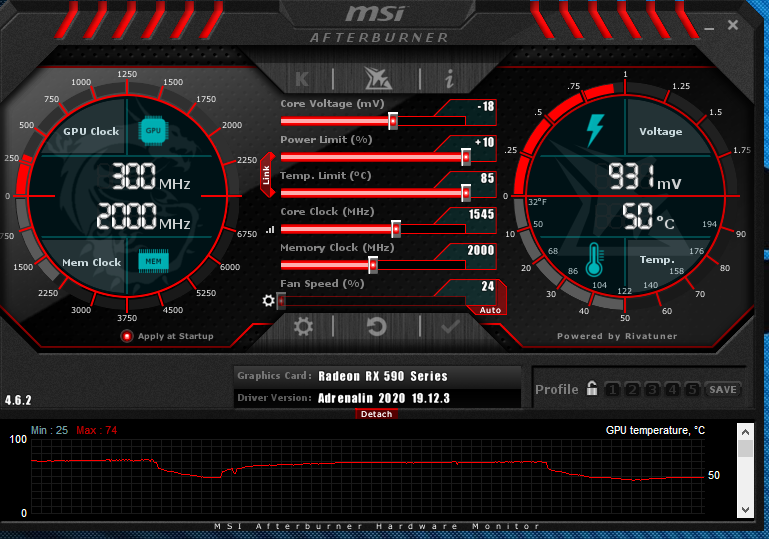 What is GPU Power Limit
