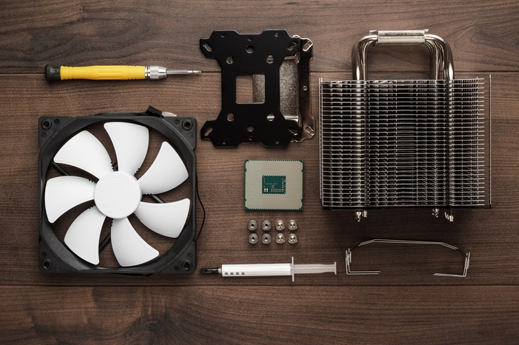 Clean Your GPU Fans
