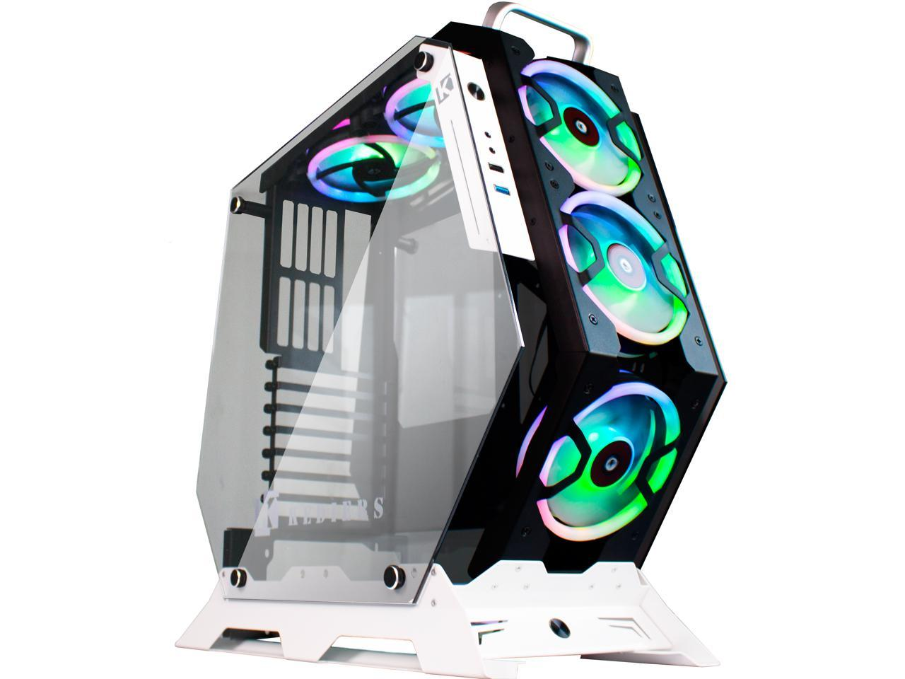 Are Five Fans on a Gaming PC Too Much