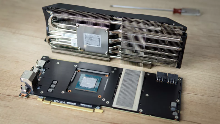 Disassemble Graphics Card