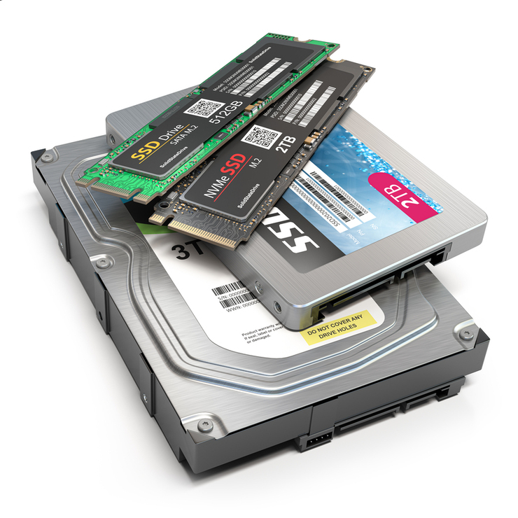 How to choose the best hard drive